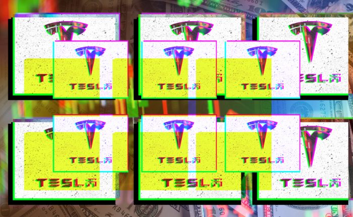 You are currently viewing Tesla Stock