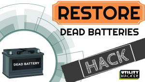 How to Recondition Batteries – 12v Lead Acid