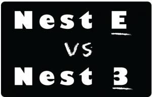 Nest E vs Nest 3